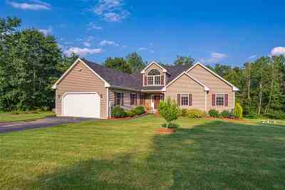 Sandown Single Family Home Active Under Contract: 33 Phillips Pond Drive