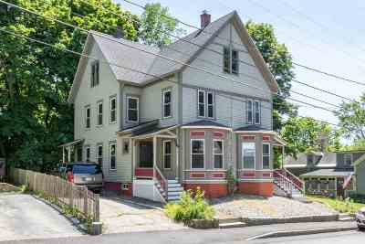 Concord Multi Family Home For Sale: 109 Warren Street