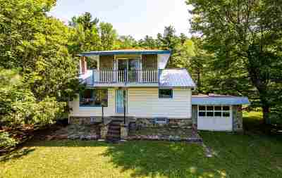 Colchester Single Family Home For Sale: 293 Bean Road
