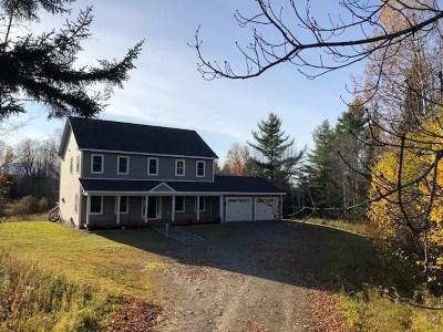 Hyde Park Single Family Home For Sale: 146 Mountain Estates