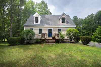 York Single Family Home Active Under Contract: 162 Ogunquit Road