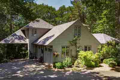 York Single Family Home For Sale: 466 Shore Road