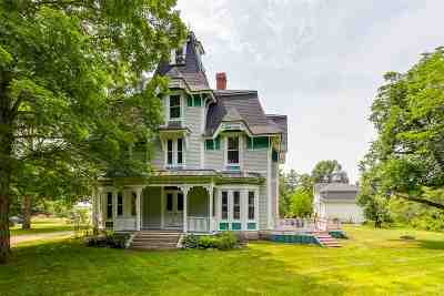Strafford County Single Family Home For Sale: 658 Silver Street #Lot 19-0