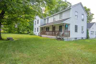 Goffstown Multi Family Home Active Under Contract: 69 S Mast Street