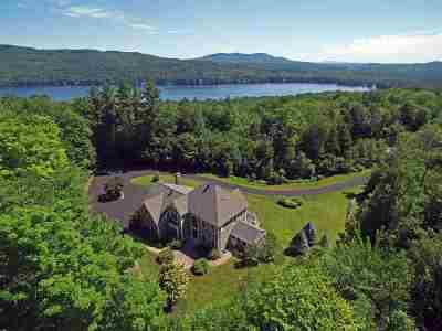 Merrimack County Single Family Home For Sale: 45 Kearsarge Road