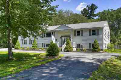 Bedford NH Single Family Home For Sale: $389,900