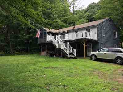 Meredith Single Family Home For Sale: 137 Pease Road