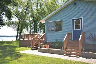 Grand Isle County Single Family Home For Sale: 34 Sunrise Drive