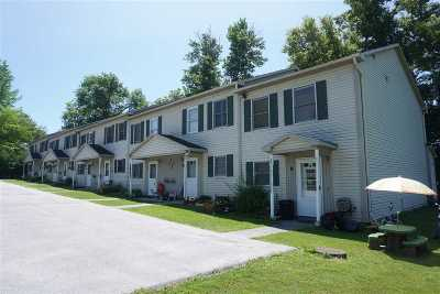 St. Albans City Multi Family Home For Sale: 124-126 So Main Street