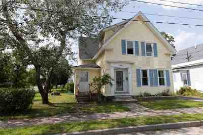 Concord Single Family Home For Sale: 8 Allison Street