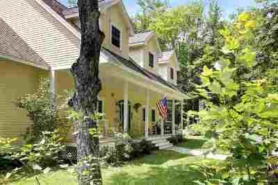 Woodstock  Single Family Home For Sale: Off Eastside Road
