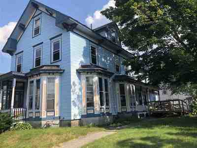 Manchester Single Family Home For Sale: 295 Hanover Street