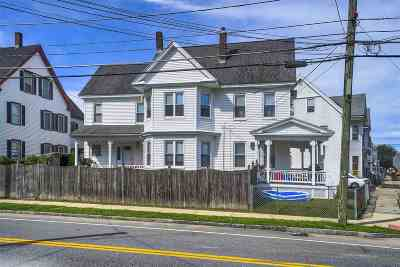 Nashua Multi Family Home For Sale: 39 Harvard Street