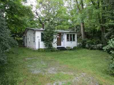 Highgate VT Single Family Home For Sale: $62,500