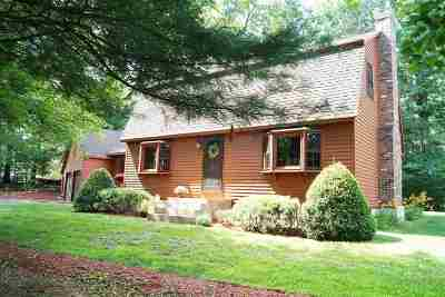 Pelham Single Family Home Active Under Contract: 57 Blueberry Circle