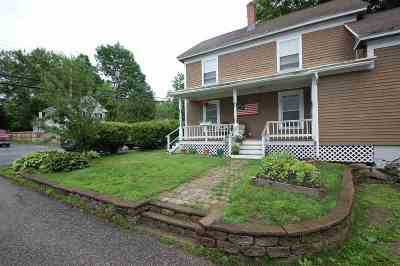 Exeter Multi Family Home Active Under Contract: 50 Winter Street