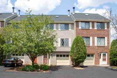 Merrimack Condo/Townhouse For Sale: 14 Rollins Court