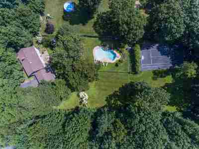 Hudson Single Family Home Active Under Contract: 23 Brook Drive