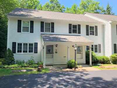 Carroll County Condo/Townhouse For Sale: 40-22 Harbor Way #22