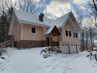 Laconia Single Family Home For Sale: 122 Valley Street
