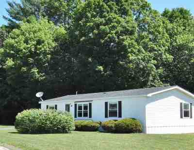 Dover Single Family Home For Sale: 10 Morgan Way