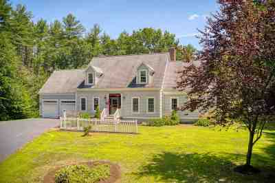 Chester Single Family Home Active Under Contract: 173 E Derry Road