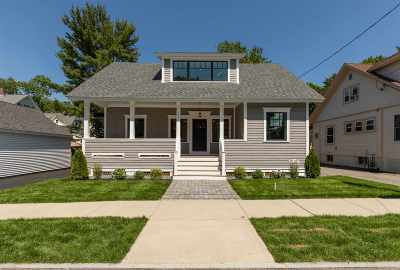Single Family Home For Sale: 151 Park Street