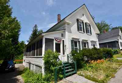 Laconia Single Family Home For Sale: 18 Lyford Street