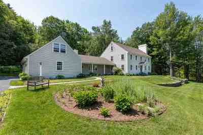 Carroll County Single Family Home For Sale: 634 Squam Lake Road