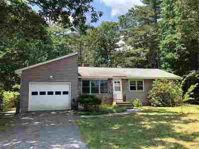 Merrimack Single Family Home For Sale: 6 Walden Drive