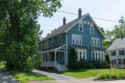 Strafford County Condo/Townhouse For Sale: 14 W Concord Street