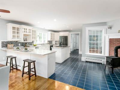 Newbury Single Family Home Active Under Contract: 35 Richards Road