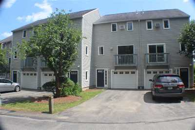 Nashua Condo/Townhouse For Sale: 57 Profile Circle