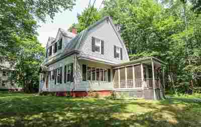 Concord Single Family Home For Sale: 11 Fairbanks Street
