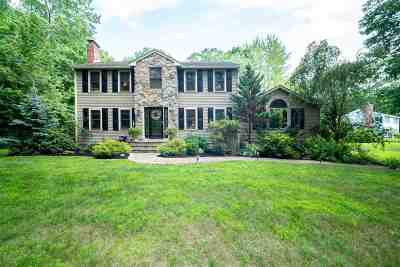Hampstead Single Family Home For Sale: 14 Page Lane