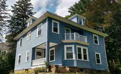 Derry Single Family Home For Sale: 9 Crescent Street