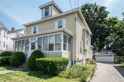 Lowell Single Family Home Active Under Contract: 12 Dumerle Street