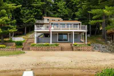 Alton NH Single Family Home Active Under Contract: $375,000