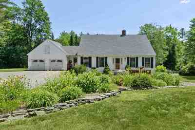 Merrimack County Single Family Home For Sale: 99 Sparrowhawk Road