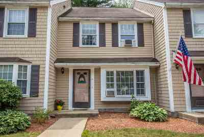 Merrimack Condo/Townhouse Active Under Contract: 18 Blossom Lane #M-18