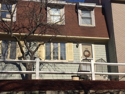 Merrimack Condo/Townhouse For Sale: 63 Sentry Way