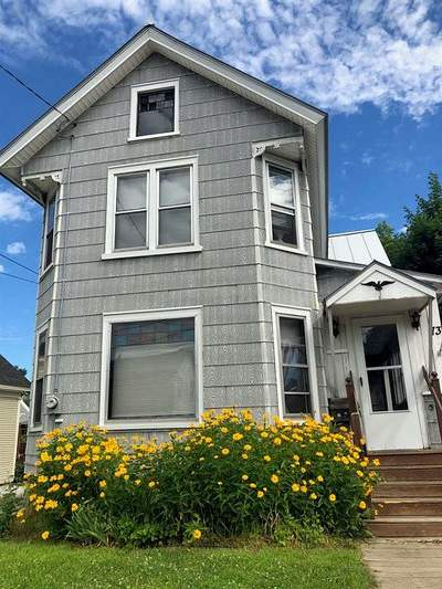 Rutland, Rutland City Single Family Home For Sale: 73 School Street