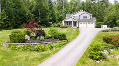Merrimack County Single Family Home For Sale: 54 Diamond Drive