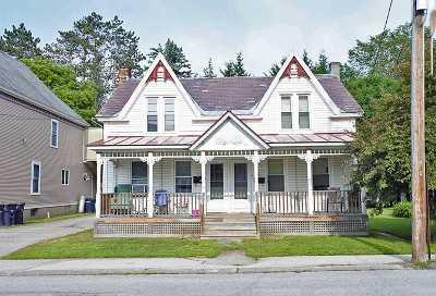 Fair Haven Multi Family Home For Sale: 8-10 Caernarvon Street
