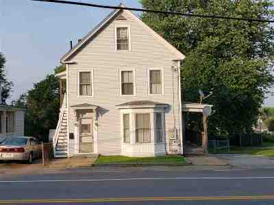 Strafford County Multi Family Home For Sale: 300 Main Street