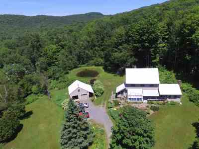 Franklin County Single Family Home For Sale: 85 Blackberry Hill Road