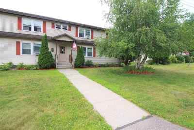 Milton VT Condo/Townhouse For Sale: $145,000