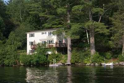 Barnet Single Family Home For Sale: 190 Wheelock Lane