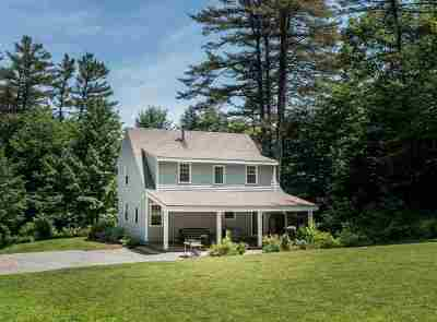 Hartford Single Family Home Active Under Contract: 850 Jay Hill Road