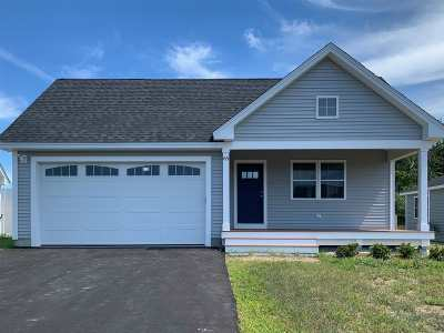 Somersworth Single Family Home For Sale: Lot 59 Sunningdale Drive #59